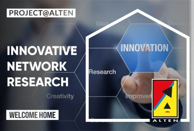 Project@ALTEN: innovative network research