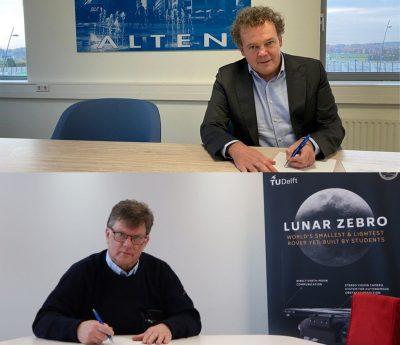 ALTEN nieuwe sponsor Lunar Zebro