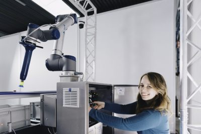 Robotics: when innovation goes hand in hand with wellbeing