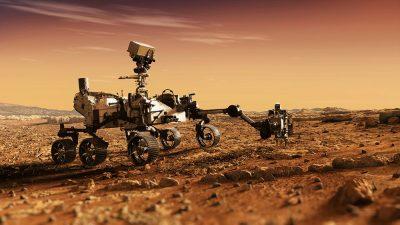 ALTEN draagt bij aan het MARS Exploration Program van de NASA
