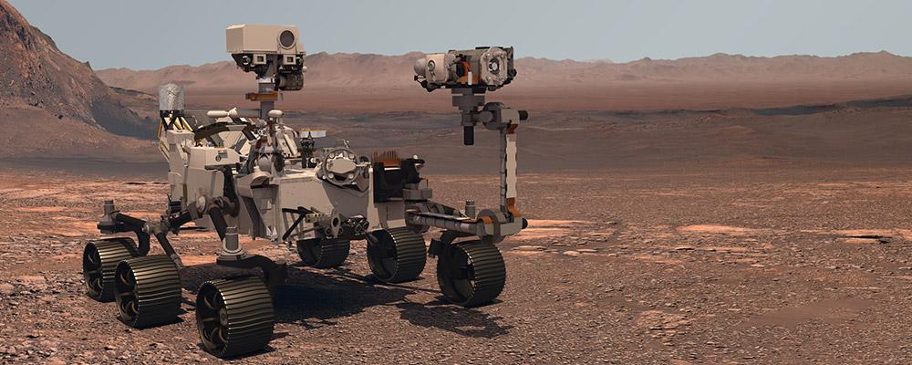 ALTEN Mars Perseverance-2