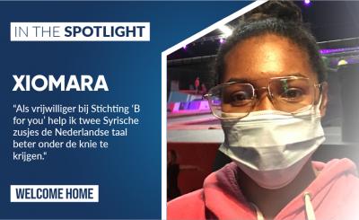 In the Spotlight: Xiomara