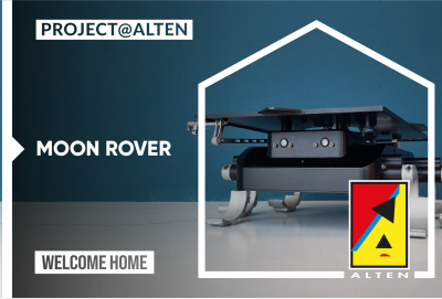 Project@ALTEN: moon rover